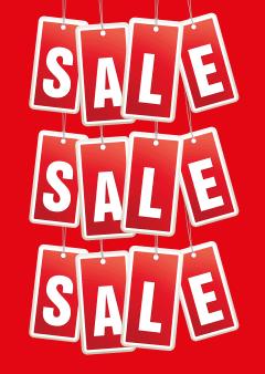 raamposter sale