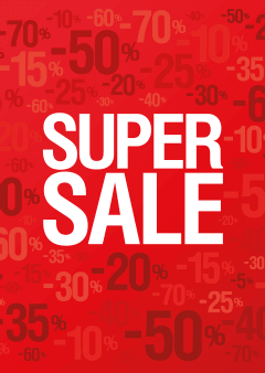saleposter supersale