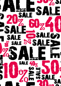 saleposter percentages A0