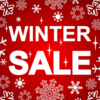 wintersale poster