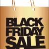 Black friday 2019 poster voor winkelreclame banners
