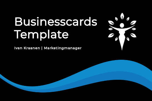 businesscard example template