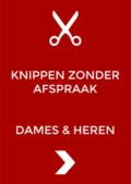 Kapsalons Knippen zonder afspraak