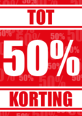 Korting posters