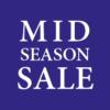 Raamposter Mid Season Sale Retailposters