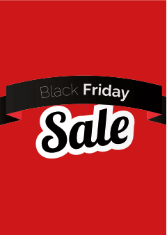 black friday sale raambiljet