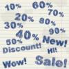 saleposter discount