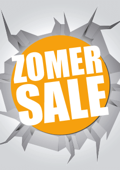 zomer sale poster