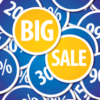 Big sale saleposter