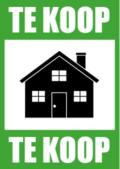Te Koop posters
