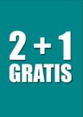 Retail poster 2 +1 gratis