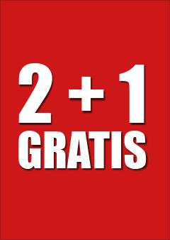 Poster 2 + 1 gratis