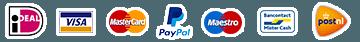 betalingsmethoden banner footer