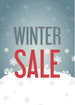 Poster Winter-Sale